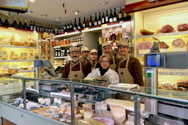 Casa del Parmigiano - Cheeses and high quality cold cut meats