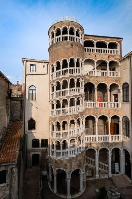 Hidden Jewels of Venice - Scala Contarini del Bovolo
