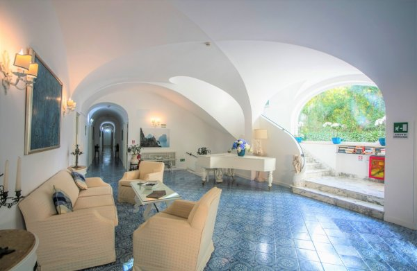 Villa Sanfelice - Hotel in the centre of Capri Island