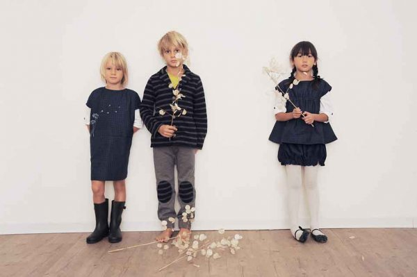 Les Libellules - Sartorial clothing shop for children