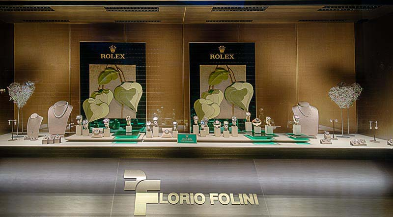 Florio Folini - Jewels and mechanical watches