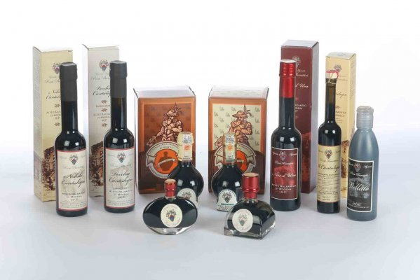 Acetaia Rossi Barattini - Traditional Balsamic Vinegar of Modena D.O.P.