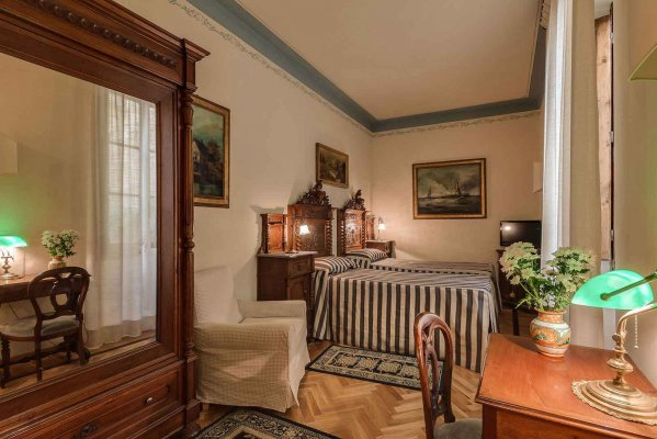 Hotel Morandi alla Crocetta - Hotel in the centre of Florence