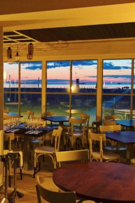 Saretina 152 - Restaurant on the beach of Cervia