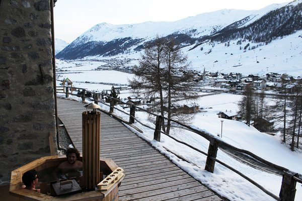 Chalet Charm - Holiday in Livigno