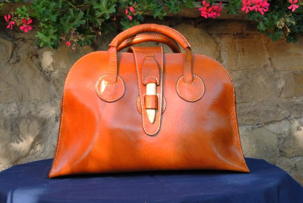 Stefano Parrini Cuoio e Selleria - Art of Leather