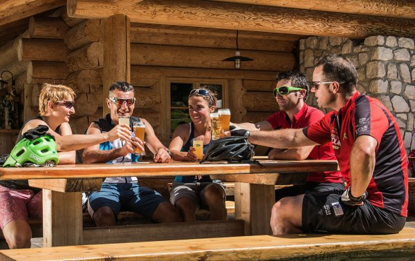 MTB School Val Gradena - Mountain bike experience in Val Gardena